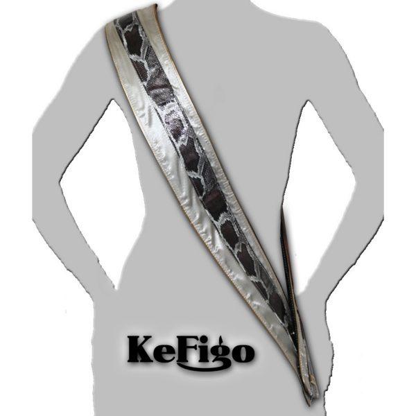 KeFigo snake sash back